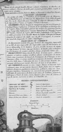 L'HERAULT sous NAPOLEON vers 1805