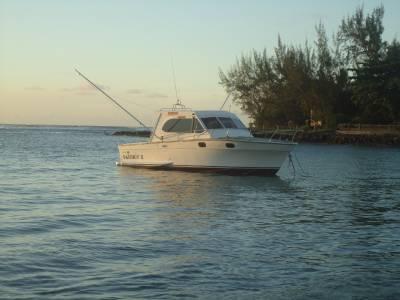 Photo-titre pour cet album: Pêche au Gros à l'Ile Maurice