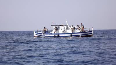 Photo-titre pour cet album: La pêche au large de MARSEILLAN