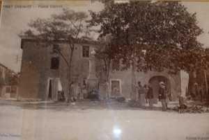 Place Carnot en 1900