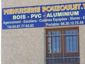 Photo-titre pour cet album: Menuiserie POUZOULET