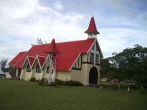 L'Eglise de CAP MALHEUREUX