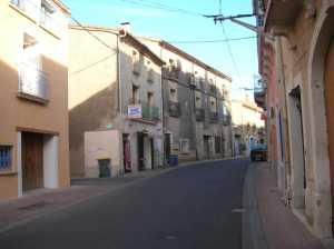 Rue de La Concorde ---- l'Epicerie Mamie Jacotte (jusqu'en 2009)