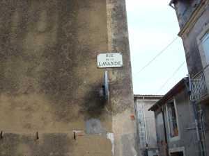 Rue de La Lavande
