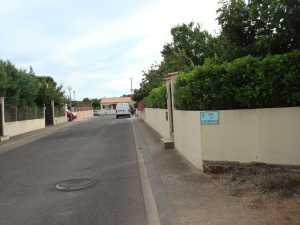 Rue de La Tramontane