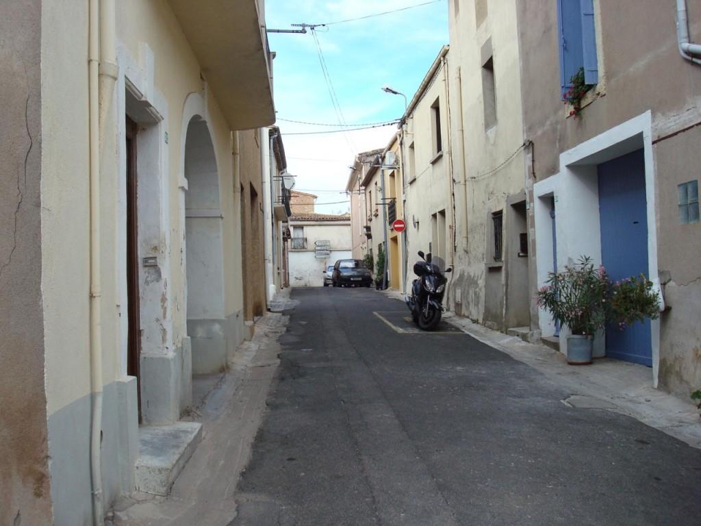 Rue du Romarin