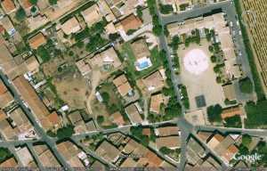 2008 - PINET la place du Mail