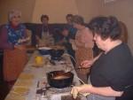 Atelier cuisson