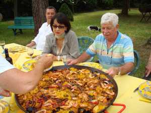 La Paella du 20 Juin 2008