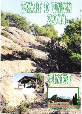 Trait d'Union 2011 PINET le Journal de la Mairie
