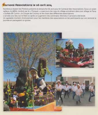 Carnaval des associations le 6 avril 2014