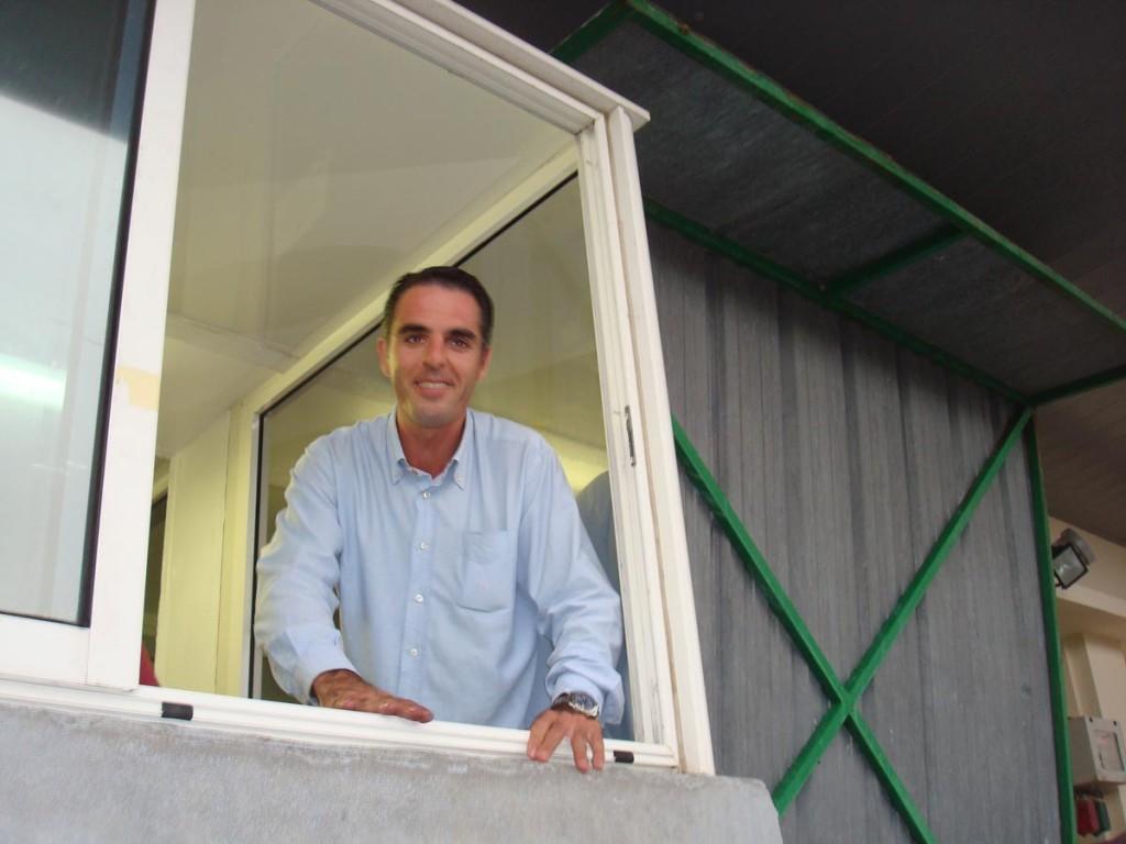 Vendanges 2009 Cyril PAYON Le Directeur de la Cave