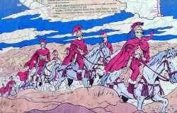 La Cavalerie Romaine