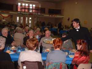 le repas des Anciens 2005