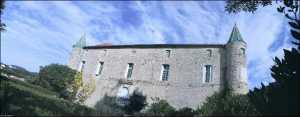 FAUGERES - le Chateau de Laurens